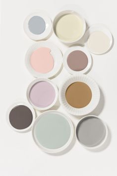 Introducing the Dulux Colour of the Year 2019 - 'Spiced Honey' -A-place-to-dream-Palette Colour Schemes, Color Trends, Color Combos, Pastel Colour Palette, Muted Colors, Pastel Colours, Country Stil, Color Of The Year, Home Decor Trends