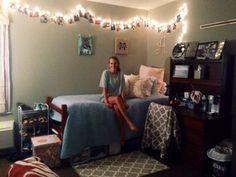 Hurst Hall Dorm Room at Mississippi State University