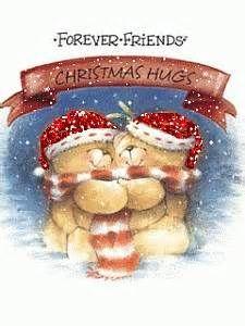 kerst knuffel...