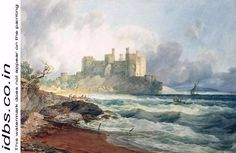 Conway Castle 2 by Joseph Mallord William Turner