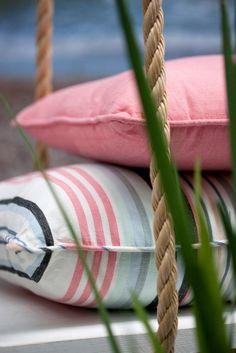 SPRING / SUMMER 2015, Lene Bjerre Design, ABELIA COLL. Cushions