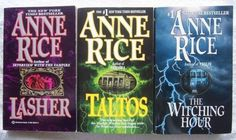 anne rice mayfair witches books | Anne Rice's Mayfair Witch books series set in New Orleans