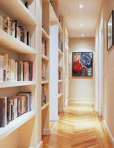 couloir bibliotheque