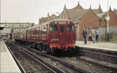 Over The River, Southport, British History, Old Photos, Liverpool, Trains, Old Pictures, Vintage Photos, Train