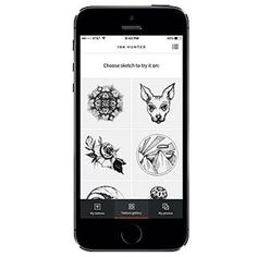 #InkHunter is the app you should use when deciding on a #tattoo and where to put it. The app lets you try out pre-made tattoos as well as your own designs and they can be oriented in whatever position you like and placed on any part of the body. Tattoos placed on the body using the camera look as close to real life as youre going to get  without actually going under the needle that is  and thats all thanks to the in-app editor and the way Ink Hunter renders tattoos. The app previously only…