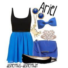 Ariel clothes