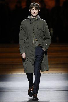 Dries Van Noten | Menswear - Autumn 2016 | Look 17