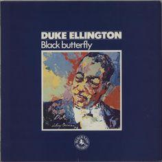 Duke Ellington Black Butterfly 1983 Dutch vinyl LP BLM52041: DUKE ELLINGTON Black Butterfly (1983 Dutch 8-track mono LP featuring rare live…