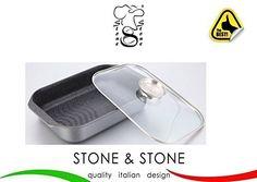 Teglia da forno in pietra Stone and Stone in offerta per un tempo limitato su Amazon