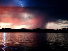 lightning storm Aug 2 2014 Kamloops