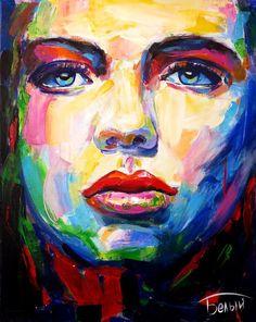#portrait #art #abeliyart  Artem Beliy
