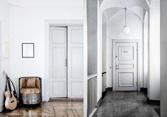 White interior | Arches