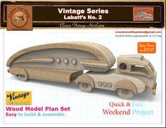 Vintage Truck Series No.2