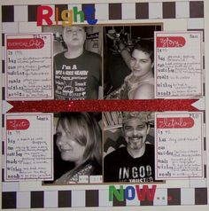 live. love. scrap.: Layout of the Week #107-complete this layout in less than an hour!