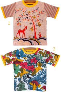 Scandinavian home made kids clothes