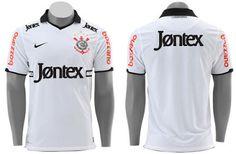 [#humor] No uniforme, Corinthians participará de campanha de prevenção a Aids