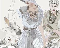 Agata Maria Bieć #agatamariabiec #illustration