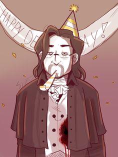 "demigodsavvy: ""Happy Death Day buddy. """