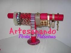 Artesanando - Porta Pulseiras