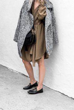 Tan + Tweed
