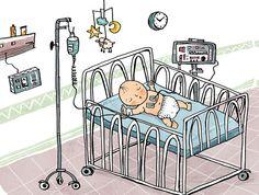 Praatplaat kleuters ziekenhuis