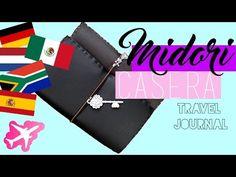 Haz tu propio Midori casero ♡ Travel Journal/Diario de viaje PARTE 2 ❀ DIY || Likesely - YouTube