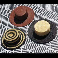 Marcel Boater Hat, Eugenia Kim $290