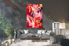 Items similar to Large Modern Wall Art Painting,Large Abstract Painting on Canvas,texture painting,gold canvas painting,gallery wall art on Etsy Large Abstract Wall Art, Large Canvas Art, Large Painting, Texture Painting, Abstract Canvas, Texture Art, Acrylic Canvas, Oversized Wall Decor, Oversized Canvas Art