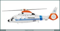 Eurocopter AS365 - Argentine Coast Guard 2009