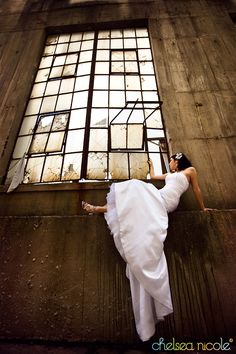 This is awesome-- so artful! Now, to find a window like that!!