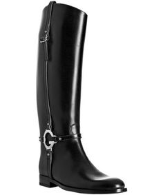 Gucci: New Charlotte Riding boots