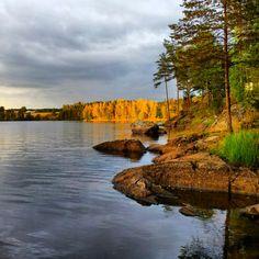 Øymarksjøen in Marker, Norway. by Johann Bekkvik on 500px