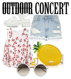 """Outdoor Summer Concert"" by laurencia-813 on Polyvore"
