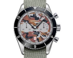 Watches By SJX: Eberhard & Co. Creates Chronograph for Omani Armed...