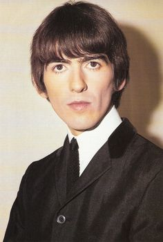 George Harrison, the cutest Beatle.