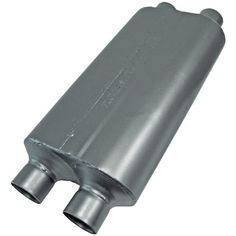 Flowmaster 8525554 50 HD Muffler 409S  250 Dual IN  250 Dual OUT  Moderate Sound * Read more reviews of the product by visiting the affiliate link Amazon.com on the image.