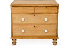 Antique English Pine Dresser on OneKingsLane.com $625