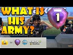WHAT ARMY DOES THE #1 PLAYER IN THE WORLD USE?! BEST TH12 Attack Strategy in Clash of Clans - Clash of Clans Clash Of Clans Army, Discord Emotes, Discord Channels, Dark Men, Royalty Free Music, Twitch Tv, Gems, World, License Free Music