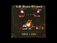 L A Blues Alliance - Illinois Blues ( Stavros ) - YouTube
