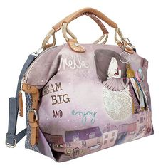 Anekke Ballerina Τσάντα χειρός ώμου μεγάλη Ballerina, Bags, Handbags, Ballet Flat, Ballerina Drawing, Bag, Totes, Hand Bags