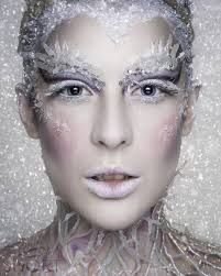 ice witch makeup tutorial - Google Search