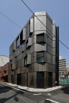 KURO Building / KINO Architects