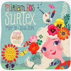 print & pattern - SURTEX - Moriam Bos