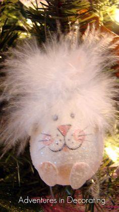 ~ Feather Bunny Egg ~
