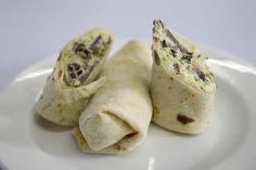 Biltong, Avo and cream cheese wraps. www.tboc.co.za South African Recipes, Ethnic Recipes, Cheese Wrap, Biltong, Catering Food, Grubs, Home Recipes, Finger Foods, Corner