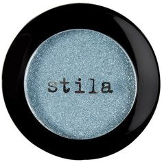 Stila Jewel Eye Shadow Single, aquamarine 0.08 oz (2.3 g) ($20) ❤ liked on Polyvore
