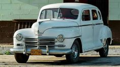 Plymouth DeLuxe 48