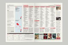 """Information"" Newspaper Design"