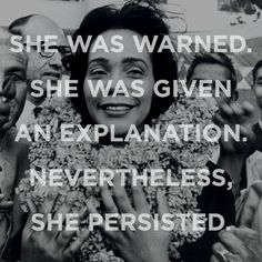 (78) News about #ShePersisted on Twitter