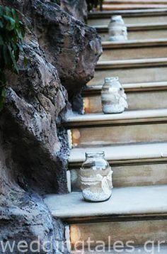 Διακόσμηση Γάμου: Light my way